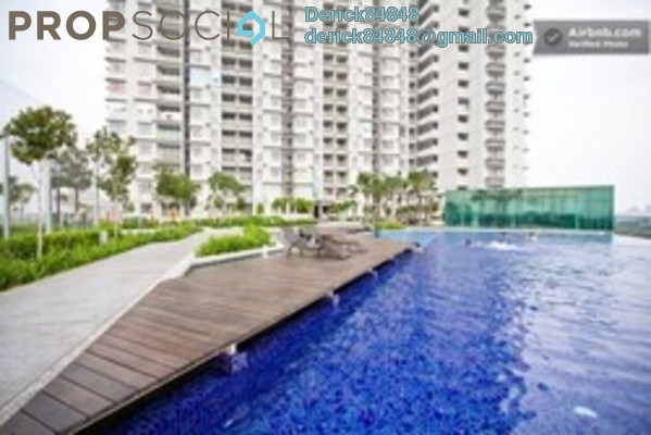 Condominium For Rent in Ocean View Residences, Butterworth Freehold Fully Furnished 2R/2B 1.4k
