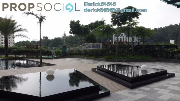 Condominium For Rent in The Latitude, Tanjung Tokong Freehold Fully Furnished 4R/4B 3.5k