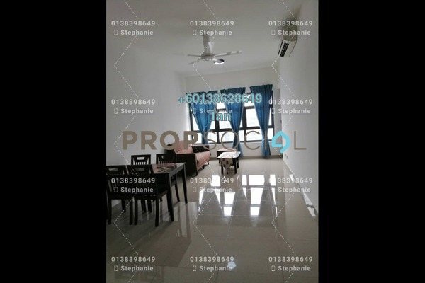 Serviced Residence For Sale in Lakeville Residence, Jalan Ipoh Freehold Fully Furnished 3R/2B 850k