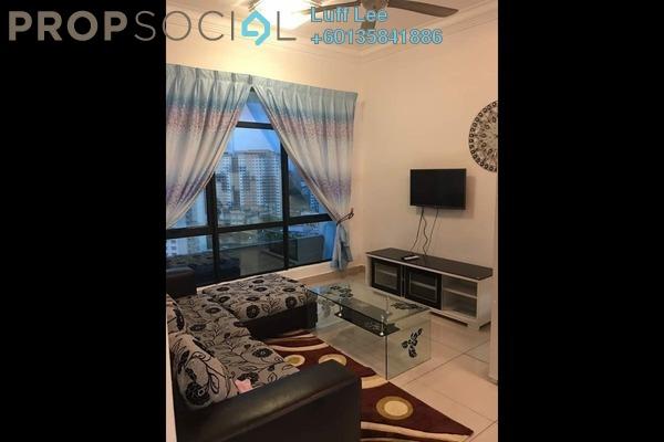 Condominium For Rent in Section 5, Bandar Mahkota Cheras Freehold Fully Furnished 3R/2B 2k