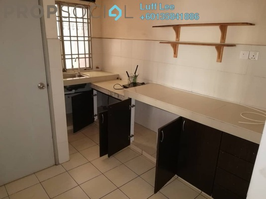 Condominium For Sale in Angkasa Condominiums, Cheras Freehold Fully Furnished 3R/2B 370k