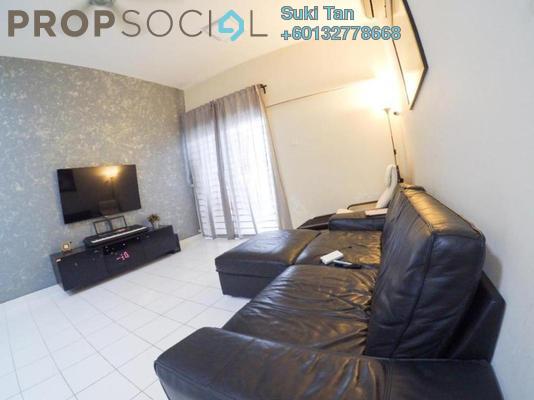 Condominium For Sale in Plaza Menjalara, Bandar Menjalara Freehold Semi Furnished 3R/2B 499k