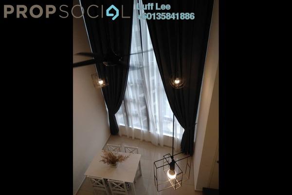 SoHo/Studio For Rent in Section 1, Bandar Mahkota Cheras Freehold Fully Furnished 1R/2B 1.8k