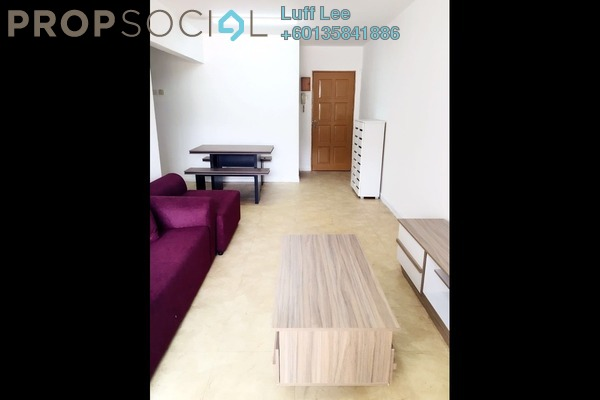 Condominium For Rent in Cemara Apartment, Bandar Sri Permaisuri Freehold Fully Furnished 3R/2B 1.4k