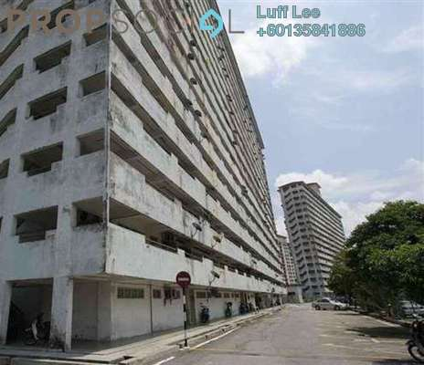Apartment For Sale in Taman Cahaya, Ampang Freehold Semi Furnished 3R/2B 240k