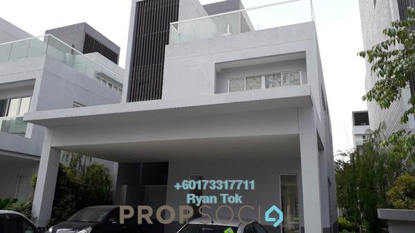 Bungalow For Sale in LakeFront Villa, Cyberjaya Freehold Unfurnished 4R/4B 2.2m
