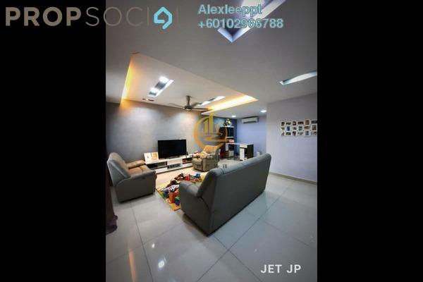 Terrace For Sale in Nahara, Bandar Bukit Raja Freehold Fully Furnished 4R/3B 779k