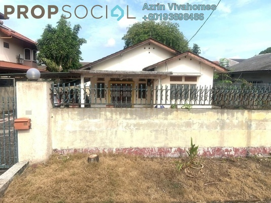 Bungalow For Sale in Section 11, Petaling Jaya Freehold Unfurnished 3R/2B 1.4m