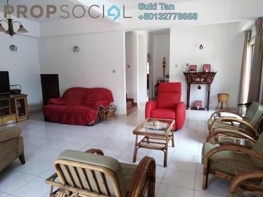 Terrace For Sale in Taman OUG, Old Klang Road Freehold Semi Furnished 4R/3B 2.5m