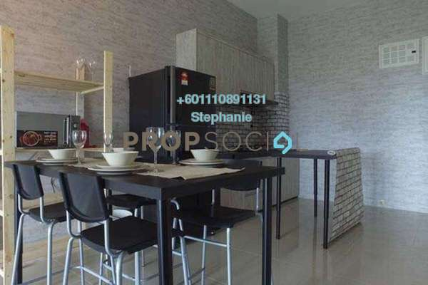 Condominium For Rent in Desa Green Serviced Apartment, Taman Desa Freehold Fully Furnished 2R/2B 2k