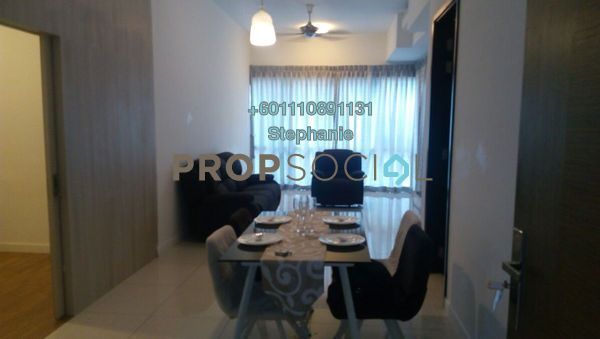 Condominium For Rent in The Elements, Ampang Hilir Freehold Fully Furnished 1R/1B 1.95k