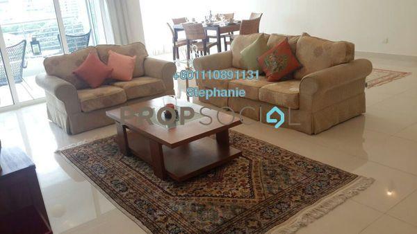 Condominium For Rent in Sinaran TTDI, TTDI Freehold Semi Furnished 3R/2B 3.75k