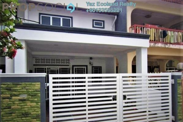 Terrace For Rent in Taman Sri Rampai, Setapak Freehold Unfurnished 3R/2B 1.8k