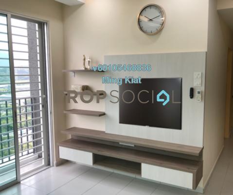 Condominium For Rent in The Zizz, Damansara Damai Freehold Fully Furnished 3R/2B 1.4k