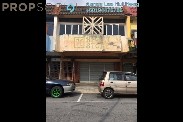 Shop For Sale in Taman Gombak Ria, Gombak Freehold Unfurnished 4R/2B 870k