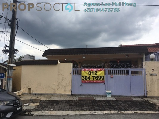 Terrace For Sale in Taman Bukit Maluri, Kepong Freehold Unfurnished 7R/3B 1.13m