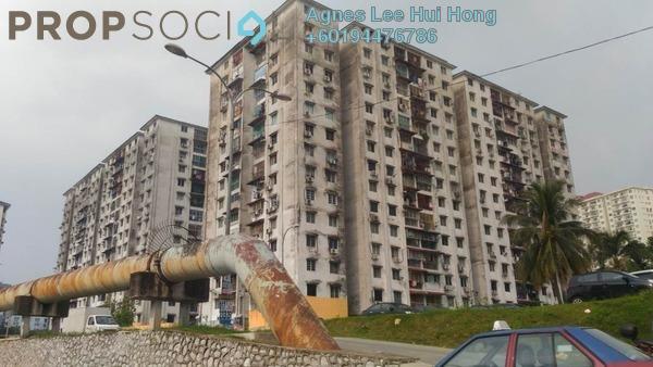 Apartment For Rent in Taman Setapak Indah, Setapak Freehold Unfurnished 3R/1B 800translationmissing:en.pricing.unit