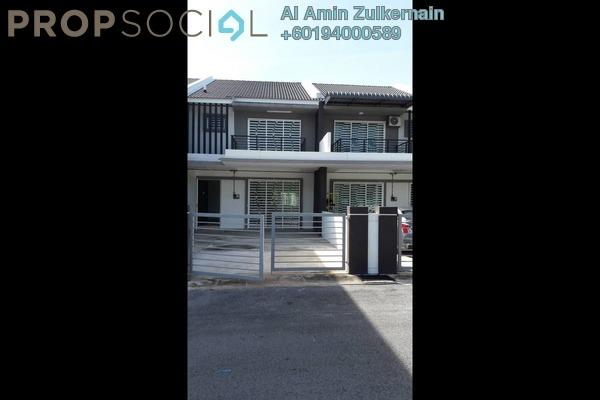 Terrace For Sale in Bandar Putra Bertam, Penang Freehold Unfurnished 4R/3B 520k