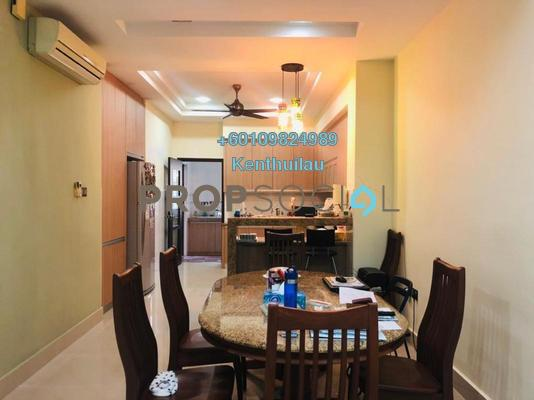 Terrace For Sale in Paragon Heights, Bandar Kinrara Freehold Semi Furnished 6R/5B 1.13m
