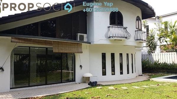 Bungalow For Rent in Bukit Damansara, Damansara Heights Freehold Semi Furnished 5R/5B 13k