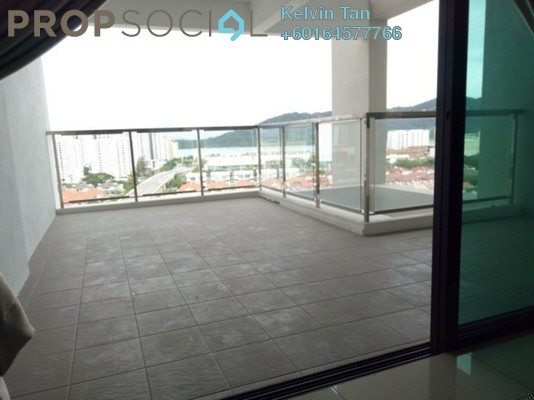 Condominium For Sale in 98 Nibong Residence, Sungai Nibong Freehold Unfurnished 3R/3B 980k