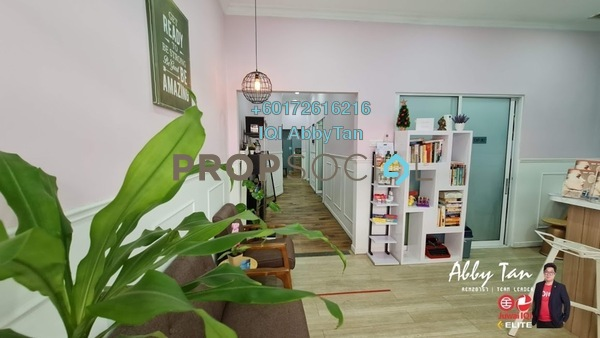 Shop For Sale in Asia City, Kota Kinabalu Leasehold Fully Furnished 0R/1B 1m