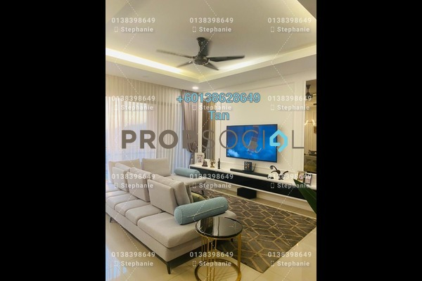 Serviced Residence For Sale in Lakeville Residence, Jalan Ipoh Freehold Fully Furnished 4R/2B 800k
