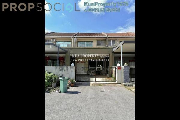 Terrace For Sale in Kampung Stutong Baru, Kuching Freehold Unfurnished 4R/3B 588k