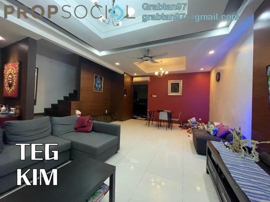 Terrace For Sale in Kemuning Bayu , Kemuning Utama Freehold Unfurnished 4R/4B 780k
