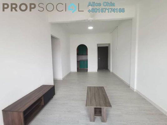 Apartment For Sale in Apartment Ria II, Masai Freehold Unfurnished 3R/2B 188k