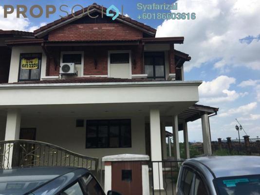 Terrace For Sale in Birai, Bukit Jelutong Freehold Semi Furnished 5R/4B 1.25m