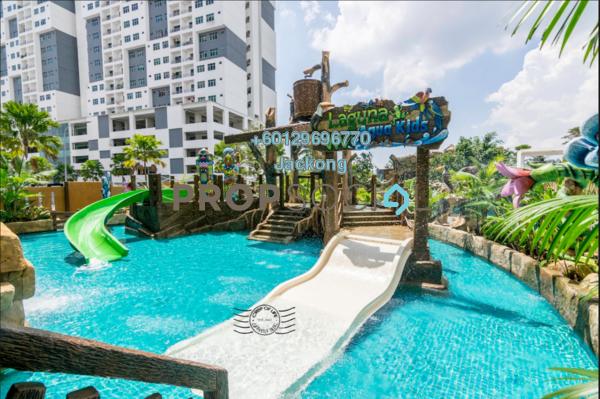 Condominium For Sale in Palma Laguna, Seberang Jaya Freehold Unfurnished 3R/2B 318k