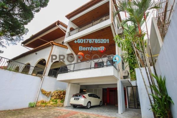 Bungalow For Sale in Bukit Pantai, Bangsar Freehold Unfurnished 6R/5B 5.2m