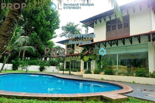 Bungalow For Sale in Bukit Pantai, Bangsar Freehold Semi Furnished 5R/5B 7m