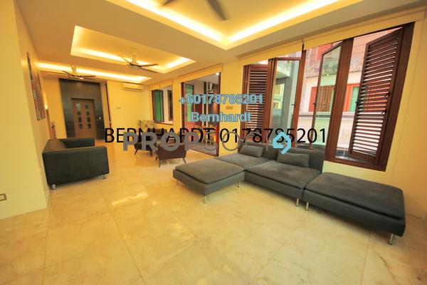 Superlink For Rent in The Ara, Bangsar Freehold Semi Furnished 4R/4B 10k