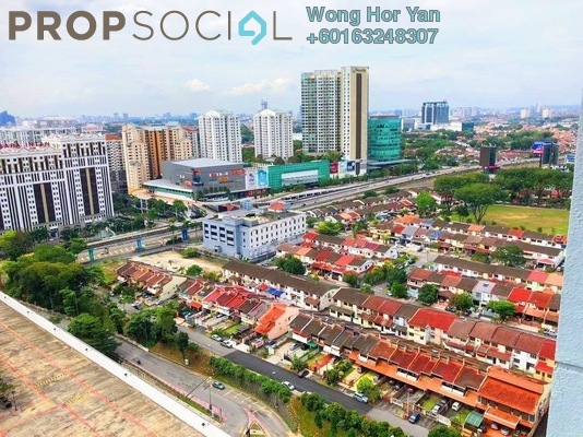 Serviced Residence For Sale in Glomac Damansara Residences, TTDI Freehold Fully Furnished 3R/2B 850k