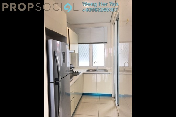 Serviced Residence For Sale in Glomac Damansara, TTDI Freehold Semi Furnished 3R/2B 855k
