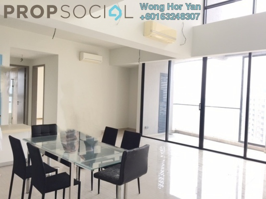 Condominium For Sale in Twin Arkz, Bukit Jalil Freehold Semi Furnished 4R/4B 2.1m