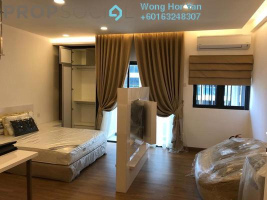 Serviced Residence For Sale in Symphony Tower, Balakong Freehold Fully Furnished 1R/1B 300k