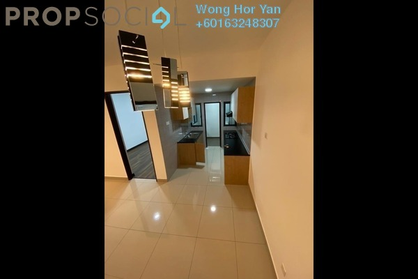 Serviced Residence For Rent in Symphony Tower, Balakong Freehold Semi Furnished 3R/2B 1.3k