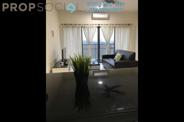 Serviced Residence For Sale in Setia Walk, Pusat Bandar Puchong Freehold Fully Furnished 1R/1B 485k