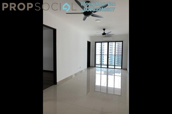 Serviced Residence For Sale in Symphony Tower, Balakong Freehold Unfurnished 3R/2B 380k