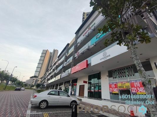 Shop For Rent in Le Pavillion, Bandar Puteri Puchong Freehold Unfurnished 0R/0B 5k