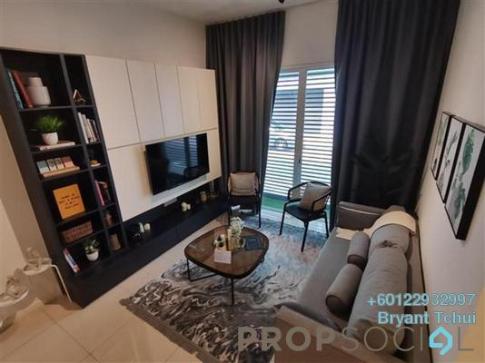 Condominium For Sale in Nadayu 801, Subang Freehold Semi Furnished 3R/4B 690k