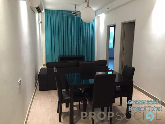 Condominium For Rent in Centrestage, Petaling Jaya Freehold Fully Furnished 2R/2B 1.8k