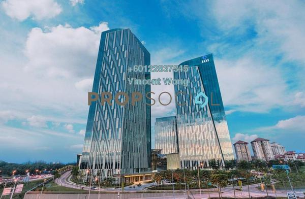 Office For Rent in IOI City Tower, IOI Resort City Freehold Unfurnished 0R/0B 71k