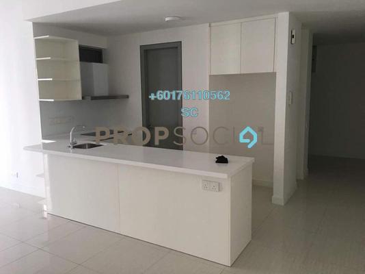 Condominium For Rent in Reflection Residences, Mutiara Damansara Freehold Semi Furnished 3R/2B 2.6k
