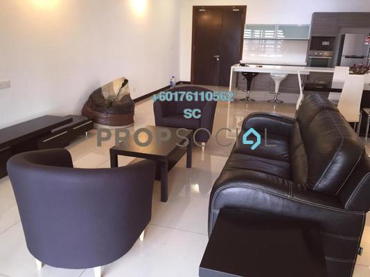 Condominium For Rent in 9 Bukit Utama, Bandar Utama Freehold Fully Furnished 4R/4B 4.5k