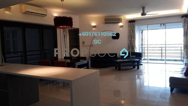 Condominium For Sale in 9 Bukit Utama, Bandar Utama Freehold Fully Furnished 5R/4B 1.3m