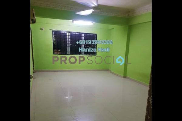 Condominium For Sale in Mutiara Sentul, Sentul Freehold Unfurnished 3R/2B 350k